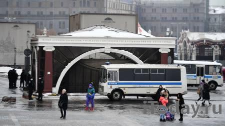 Любовь Соболь задержали на незаконной акции протеста в Москве - Радио Sputnik, 23.01.2021