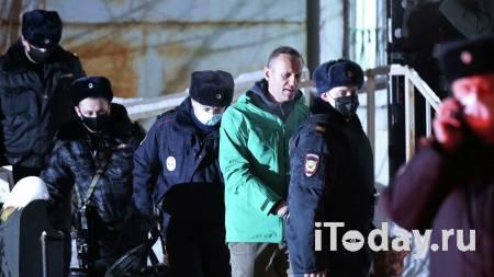 В ОНК рассказали, чем занимался Навальный в день незаконных акций - 23.01.2021