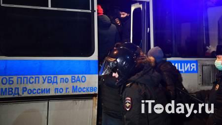 Пострадавшую при незаконной акции в Петербурге женщину готовят к выписке - 24.01.2021