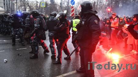 В Москве возбудили дело из-за перекрытия дорог на незаконной акции - 24.01.2021