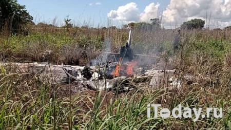 Выживших нет. Самолет с бразильскими футболистами разбился при взлете - Радио Sputnik, 24.01.2021