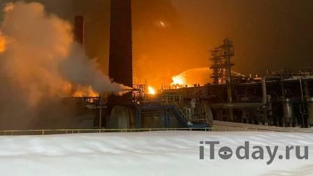 В Уфе измерили концентрацию вредных веществ в воздухе после пожара - 25.01.2021