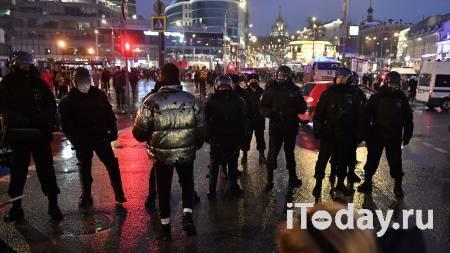 Пострадавшая во время незаконной акции в Петербурге хочет обратиться в СК - 25.01.2021
