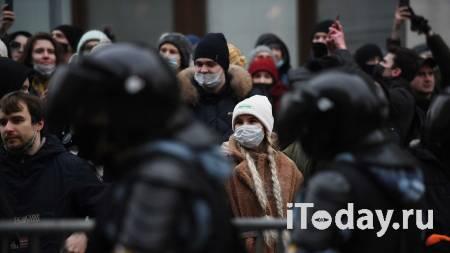 В ОНК рассказали об условиях содержания задержанных на незаконной акции - 26.01.2021