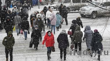 Более 60 жителей Владивостока получили травмы из-за непогоды - 27.01.2021