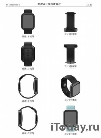 Meizu раскрыла дизайн своих будущих смарт-часов
