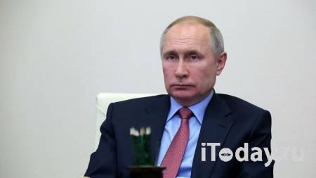 Путин разъяснил Байдену ситуацию с Навальным, заявил Песков - 27.01.2021