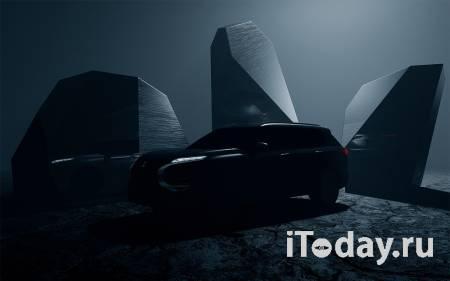 Новый Mitsubishi Outlander дебютирует в феврале