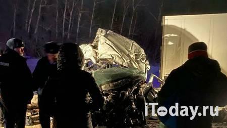 В Башкирии три человека пострадали в ДТП с автобусом и грузовиком - 30.01.2021
