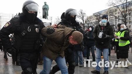 На незаконной акции в Уфе задержали более 200 человек - 31.01.2021