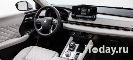 Mitsubishi показала абсолютно новый Outlander