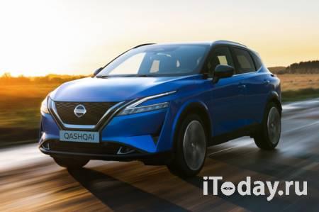 Nissan Qashqai полностью обновился