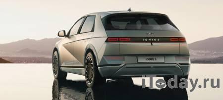 Hyundai Ioniq 5: представлен сверхобъемный кроссовер в стиле электро