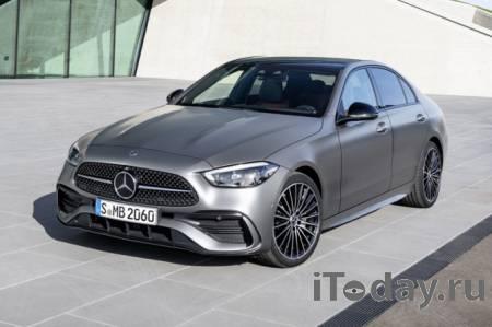 Новый Mercedes-Benz C-Class: все подробности