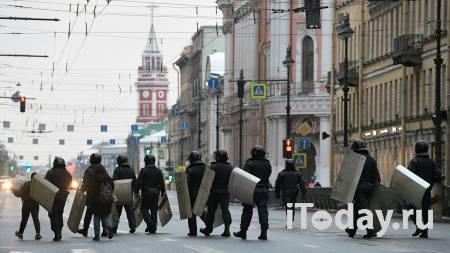 В Петербурге задержали второго подозреваемого в нападении на полицейского - 01.02.2021