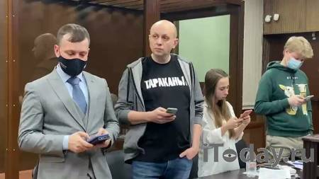"Главреда ""Медиазоны"" арестовали на 25 суток - Радио Sputnik, 03.02.2021"