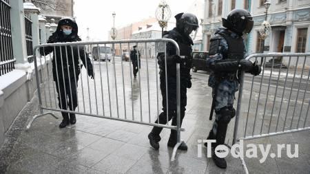 Жителя Заполярья, ударившего полицейского на акции в Москве, арестовали - 04.02.2021