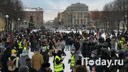 Защита пострадавшей на незаконной акции женщины пожаловалась на врачей - 09.02.2021