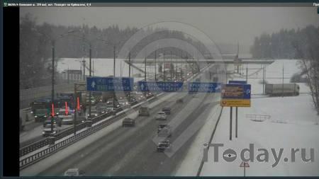 В Зеленограде водитель сбил пешехода - 11.02.2021