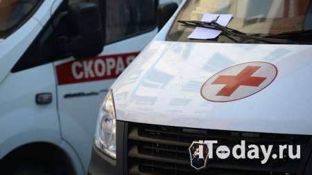 В Москве водитель сбил пешехода - 11.02.2021