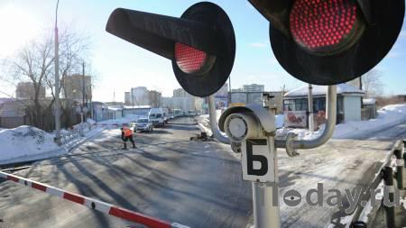 В Нижегородской области восемь цистерн сошли с рельсов из-за ДТП - 12.02.2021