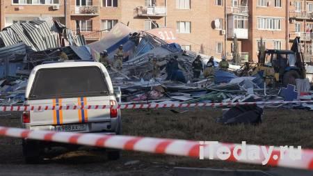 Взрывчатых веществ на месте ЧП в супермаркете во Владикавказе не нашли - 13.02.2021