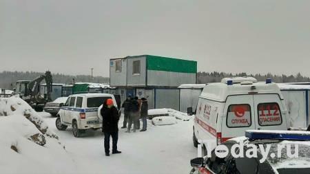 В Москве рабочий погиб на стройке - 13.02.2021