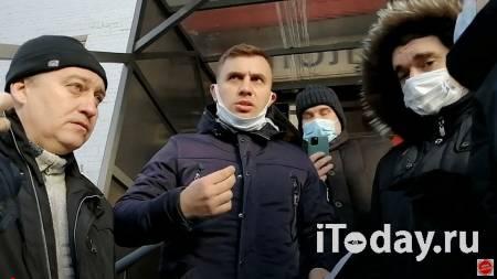 Суд в Казани арестовал жителя Калужской области за неповиновение полиции - 15.02.2021