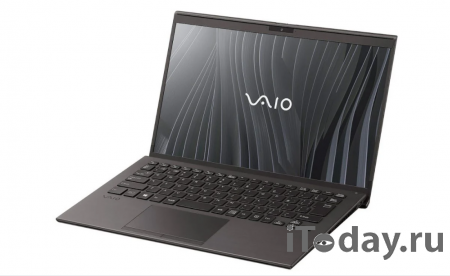 Представлен ноутбук VAIO Z в корпусе из углеродного волокна