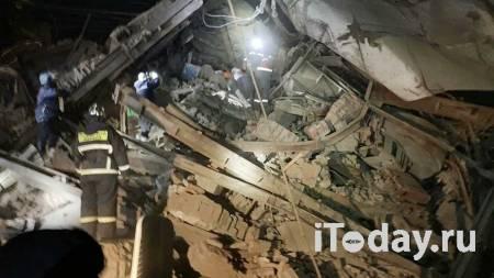 СК: после обрушения на фабрике в Норильске задержаны четыре человека - Радио Sputnik, 21.02.2021