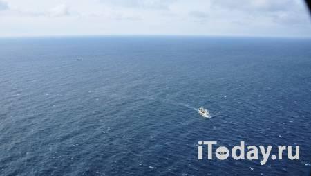 Траулер Polaris с людьми на борту застрял в Баренцевом море из-за поломки - Радио Sputnik, 21.02.2021