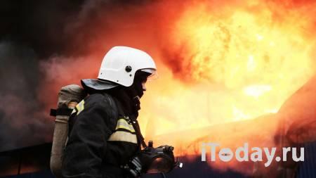 При пожаре в Подмосковье погибли двое детей и взрослый - 22.02.2021