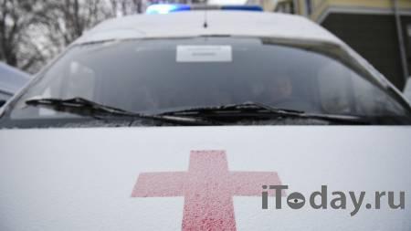 При столкновении легковушки с микроавтобусом в Кызыле пострадали 11 детей - 22.02.2021