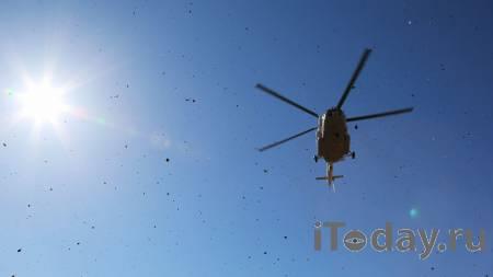 Учебный полет закончился поломкой вертолета в Новгородской области - Радио Sputnik, 24.02.2021