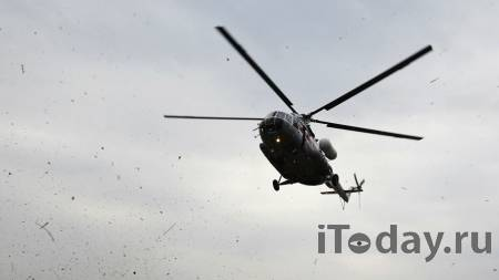 На Ямале летевший в Сургут вертолет вынужденно сел в 50 км от Ноябрьска - 24.02.2021