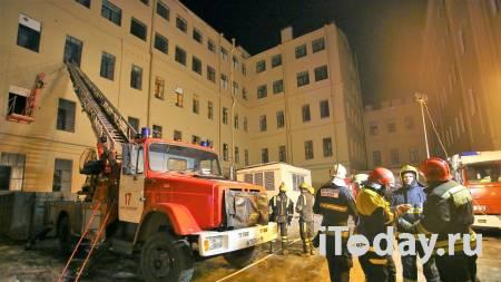 Дело об обрушении кровли в университете ИТМО в Петебурге направлено в суд - Недвижимость 25.02.2021
