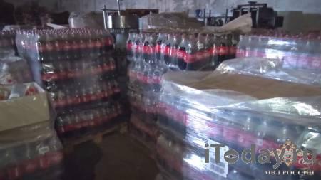 В Северной Осетии накрыли цех по производству поддельной Coca-Cola - 25.02.2021