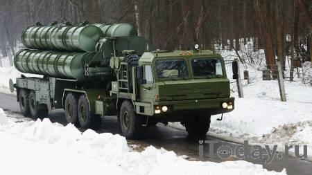 В Подмосковье ЗРК С-400 попал в массовое ДТП - Радио Sputnik, 25.02.2021