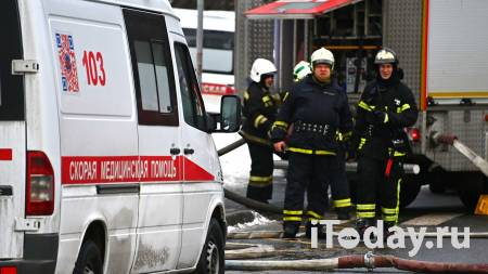 Шестилетний ребенок погиб во время пожара в Подмосковье - Радио Sputnik, 25.02.2021