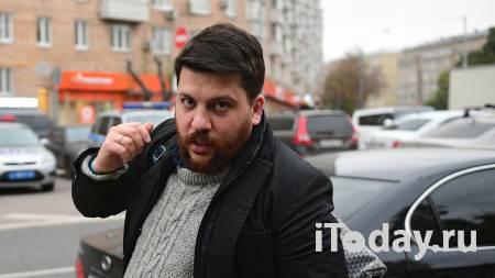 Соратник Навального Волков оскорбил корреспондента Новости - 26.02.2021