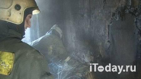 В Петербурге женщина погибла при пожаре в квартире - 27.02.2021