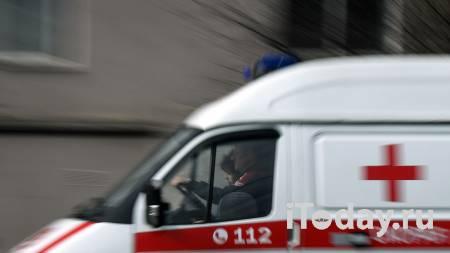 В Москве водитель такси сбил пешехода с коляской - 27.02.2021