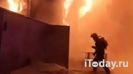 При пожаре в многоквартирном доме в Якутии погиб человек - 28.02.2021