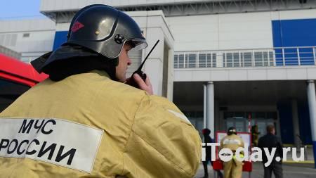 Пожар на рынке в Мурманске ликвидировали - 28.02.2021
