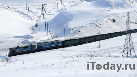 В Приамурье после схода вагонов с углем восстановили движение поездов - 28.02.2021