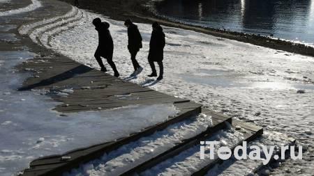 Два ребенка провалились под лед и утонули в Вольске - Радио Sputnik, 28.02.2021