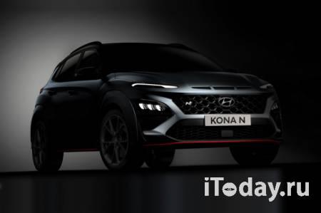 Hyundai показала первый заряженный паркетник N-серии
