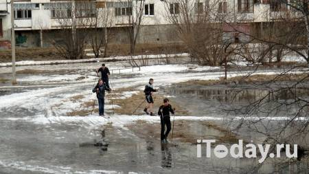 Прокуратура проверит ситуацию с падением ледяной глыбы в Северодвинске - 01.03.2021