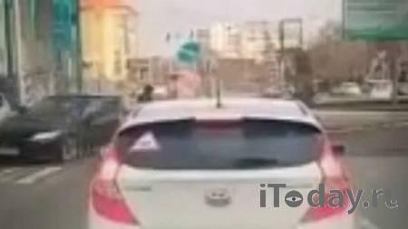 На востоке Москвы водитель сбил двух пешеходов - 02.03.2021