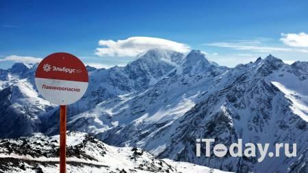 На Эльбрусе ищут пропавшего сноубордиста - 03.03.2021